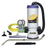 ProTeam Commercial Backpack Vacuum Cleaner