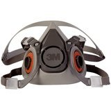 3M Half Face Piece Reusable Respirator Mask