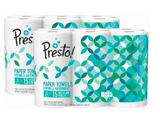 Presto! Flex-a-Size Paper Towels, 12 Count