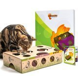 Cat Amazing Interactive Treat Maze & Puzzle Feeder