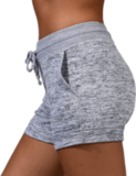 90 Degree by Reflex Soft and Comfy Activewear Shorts