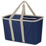 CleverMade SnapBasket Collapsible Shopping Basket