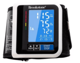 Brookstone Wrist Blood Pressure Monitor