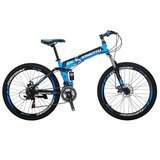 Kingttu KTG6 Mountain Bike 21 Speed 26 Inches