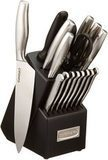 Cuisinart Artiste Collection Cutlery Knife Block Set