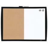 Mead Magnetic Dry Erase Board/Cork Board (23 Inch by 17 Inch)