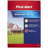 First Alert Dual Radon Test Kit