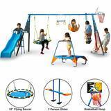Fitness Reality Kids The Ultimate 8 Station