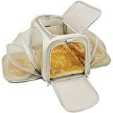 Jet Sitter Luxury Soft-Sided Pet Carrier