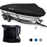Leader Accessories Waterproof Trailerable Runabout Boat Cover