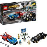 LEGO Speed Champions 2016 Ford GT & 1966 Ford GT40 Building Kit