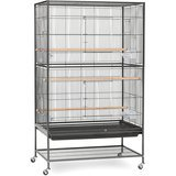 Prevue Hendryx Iron Flight Cage with Stand