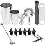 Tiger Chef 14-Piece Stainless Steel Set