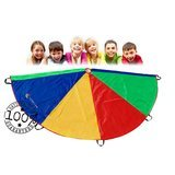 VOMLine Play Parachute for Kids