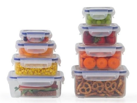 5 Best Food Storage Containers Sept 2018 BestReviews